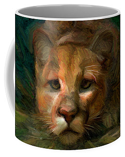 Puma 1 Coffee Mug