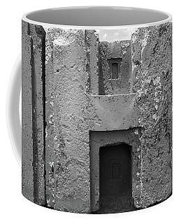 Puma Punku H- Block Coffee Mug