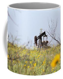 Pumpjack 122 Coffee Mug