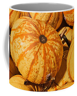 Pumpkin Harvest Coffee Mug