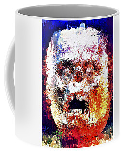 Pumpkin Scream Coffee Mug