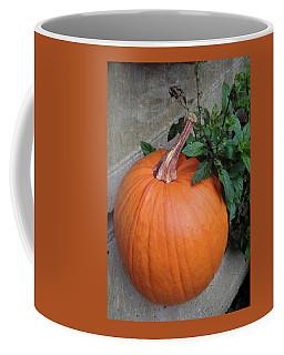 Pumpkin Coffee Mug