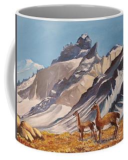Puna De Atacama Coffee Mug