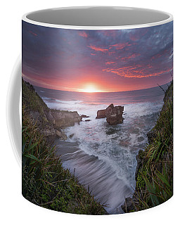 Punakaiki Coffee Mug by Racheal Christian