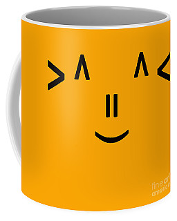Punc Kitty II Coffee Mug by Jack Torcello