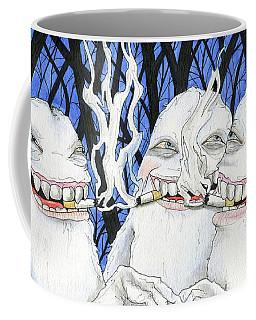 Punch Line Coffee Mug
