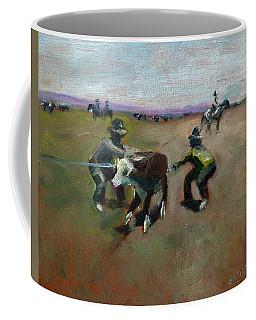 Punchin Doggies Coffee Mug