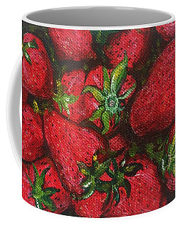 Pungo Strawberries Coffee Mug