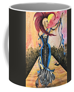 Punk Rock Opera Coffee Mug