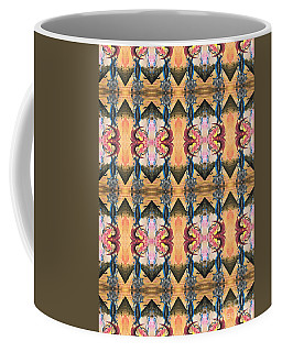Punk Rock Opera Pattern Coffee Mug