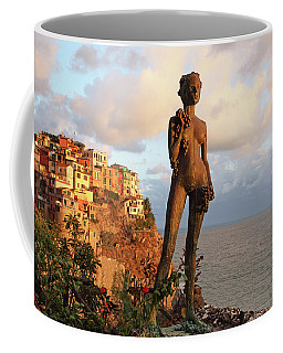 Punta Bonifiglio Grape Goddess 2 Coffee Mug