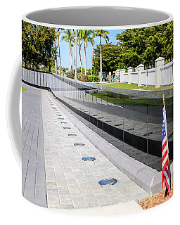 Punta Gorda Veterans Memorial Coffee Mug