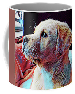 Puppy Dog Coffee Mug by Gary Grayson