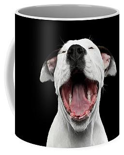 Puppy Laughs Coffee Mug