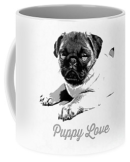 Puppy Love Coffee Mug
