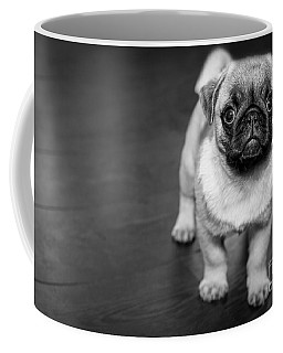 Puppy - Monochrome 2 Coffee Mug