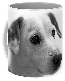 Puppy - Monochrome 4 Coffee Mug
