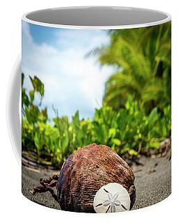 Pura Vida Beach Life Coffee Mug