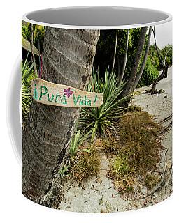 Pura Vida Coffee Mug