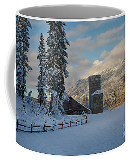 Purcell Barn Coffee Mug