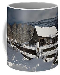 Purcell Mtn Barn Coffee Mug
