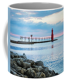Coffee Mug featuring the photograph Pure Algoma by Bill Pevlor