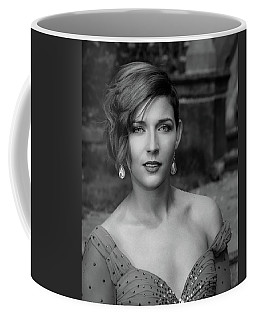 Coffee Mug featuring the photograph Pure Class by Ian Thompson