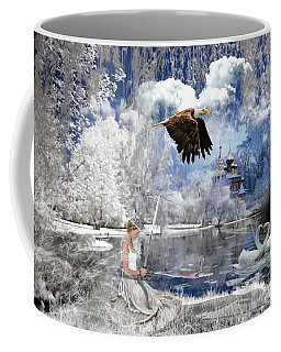 Pure Hearted Warrior Coffee Mug