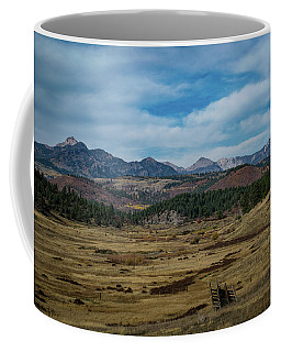 Coffee Mug featuring the photograph Pure Isolation by Jason Coward
