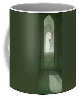 Pure Light Coffee Mug by Steve Mitchell
