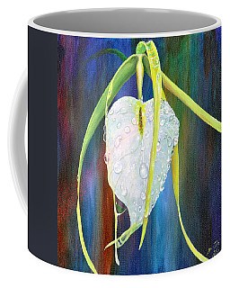 Coffee Mug featuring the painting Pure Love by AnnaJo Vahle