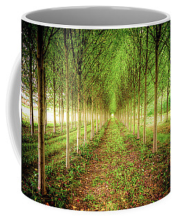 Coffee Mug featuring the photograph Craven Farms by Spencer McDonald