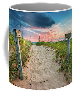 Pure Michigan Sunset Coffee Mug
