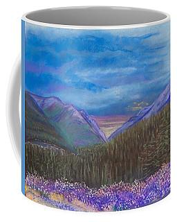 Purple Alaska Coffee Mug