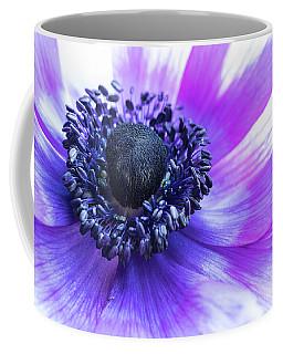 Purple Anemone Coffee Mug