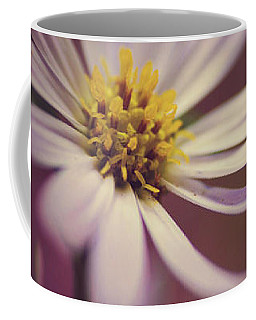 Purple Aster Coffee Mug