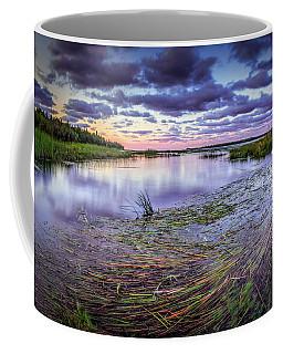 Purple Bay Coffee Mug
