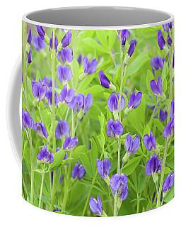 Purple Beauties Coffee Mug