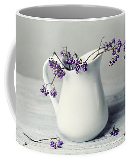 Purple Berries Coffee Mug