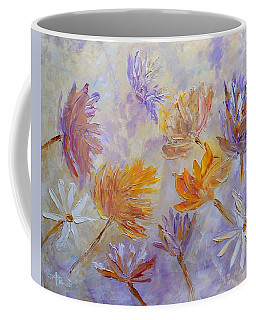 Purple Blaze Coffee Mug