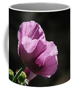 Purple Blessing Coffee Mug