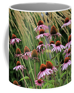 Purple Coneflowers Coffee Mug