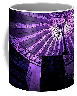 Purple Cosmic Berlin Coffee Mug