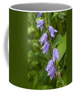 Purple Dew Drops Coffee Mug