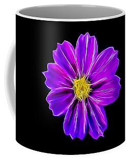 Purple Electric Coffee Mug