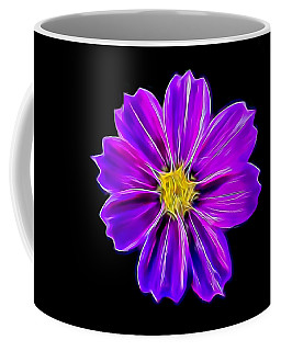 Purple Electric Coffee Mug