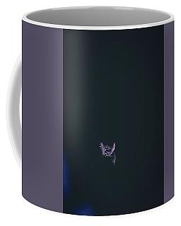 Purple Feather1 Coffee Mug by Timothy Latta