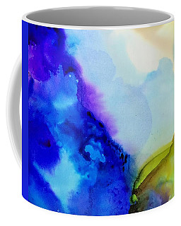 Purple Flow Coffee Mug