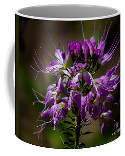 Purple Flower 1 Coffee Mug
