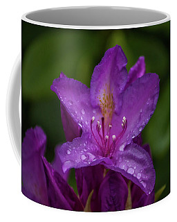 Purple Flower 7 Coffee Mug
